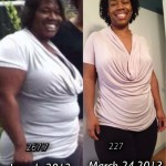 Sherlonda weight loss