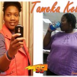 tameka weight loss