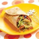 thai chicken wrap recipe