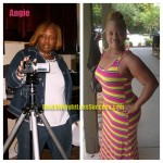 Angie Weight Loss Before After