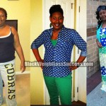 Crystal lost 90 pounds