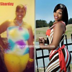 Sharday before and after weight loss