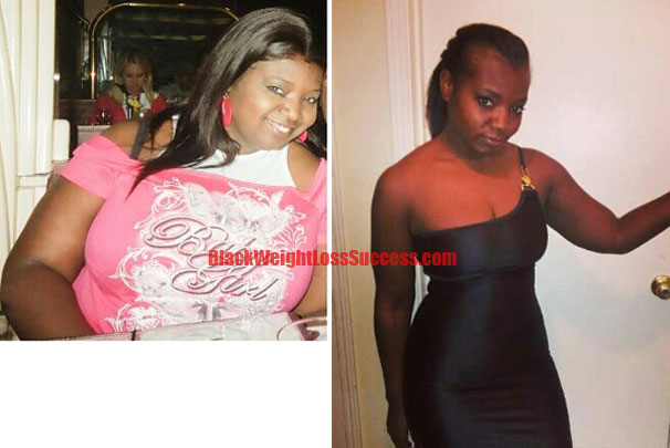 Flora lost 102 pounds | Black Weight Loss Success