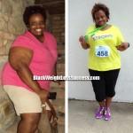 Teresa weight loss