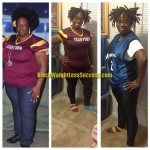 Tonya weight loss