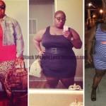 Britt lost 50 pounds