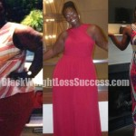Nataisha lost over 200 pounds