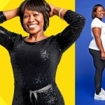 Adrienne weight loss