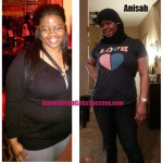Anisah weight loss
