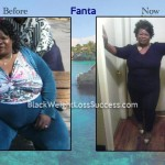 fanta weight loss story before & after