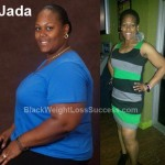 Jada weight loss before and after