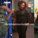 jasmin weight loss before & after
