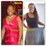 michelle before and after weight loss