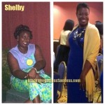 Shelby weight loss before and after