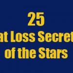 Celeb stars fat loss