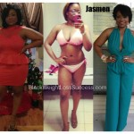 Jasmen weight loss before and after