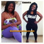 Kennetra weight loss before and after