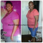 Mika weight loss surgery success