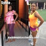 Sylvia weight loss success