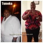 Tumeka weight loss success