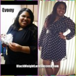 Evony lost 60 pounds