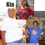 Kia lost 155 pounds