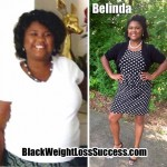 Belinda lost 65 pounds