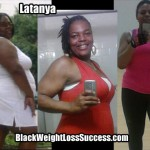 LaTanya lost 140 pounds with weight loss surgery