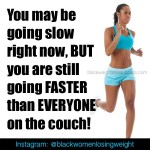 Don't worry about how fast you lose the weight