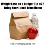 Weight Loss on a Budget Tip #27: Bring Your Lunch From Home