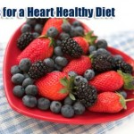 7 Tips for a Heart Healthy Diet