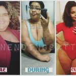 candice weight loss