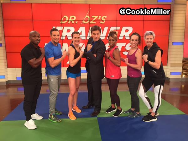 Cookie Miller on Dr. Oz