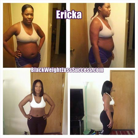 Weight Loss Story of the Day: Ericka lost 35 pounds ...