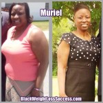 Update: Muriel lost 70 pounds