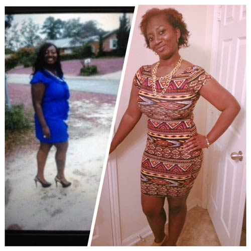 Weight Loss Story of the Day: Samantha lost 30 pounds ...