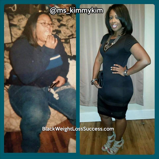 Weight Loss Story of the Day: Kimberly lost 90 pounds