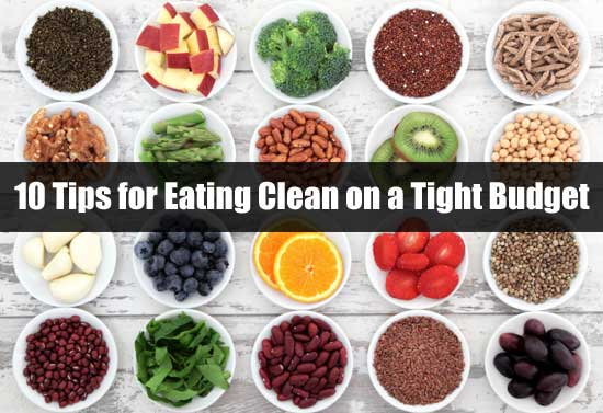 10 tips for eating clean on a tight budget black weight loss success 10 tips for eating clean on a tight budget ccuart Choice Image
