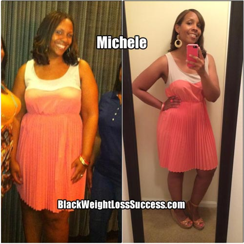 Weight Loss Story of the Day: Michele lost 55 pounds ...