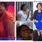 Weight Loss Story of the Day: Sha lost 72 pounds