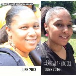Weight Loss Story of the Day: Adreana lost 30 pounds