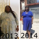Shatoya lost 128 pounds with weight loss surgery