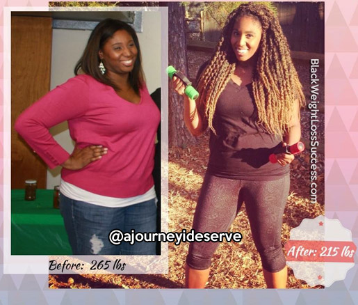 Fighting PCOS: Kiah Lost 55 Pounds