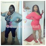 Naajma lost 110 pounds with surgery and hard work
