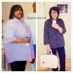 Delores lost 181 pounds