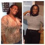 Penny lost 57 pounds