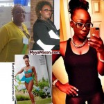 10 Years: Myya lost 100 pounds and has kept it off