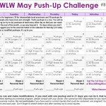 May 2015 Challenge: Paleo and Push-ups Challenge