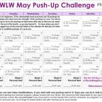 May 2015 Challenge: Paleo and Push-ups Challenge