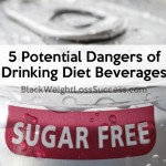 5 Potential Dangers of Drinking Diet Beverages